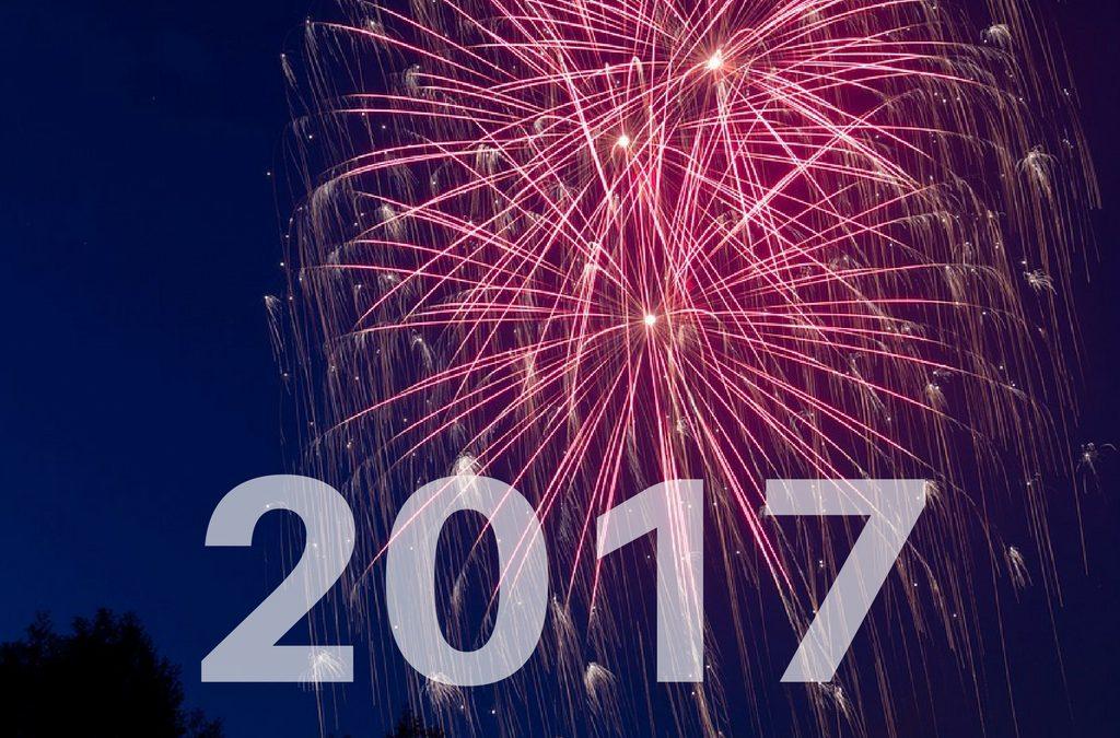 Wat zijn uw goede voornemens voor 2017?